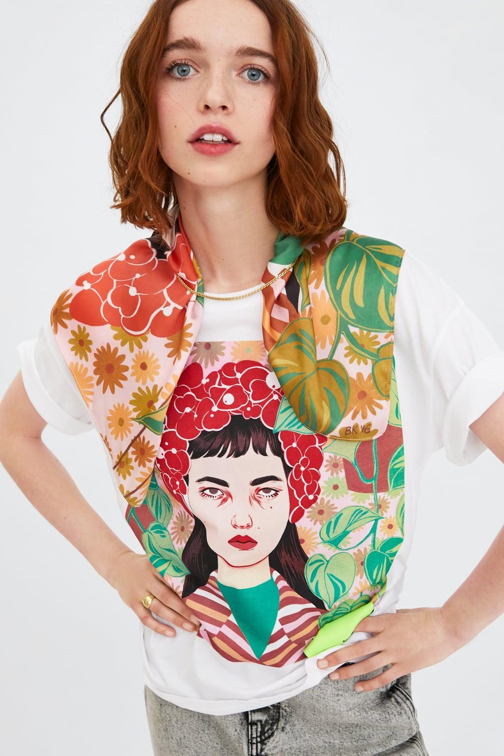 331837f2 Bijou Karman x Zara - Woman in Art Collection 2019 - POCKO
