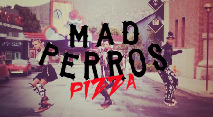 Mad Perros Pizza Pocko